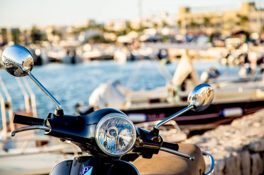 Kies online je scooter onderdelen